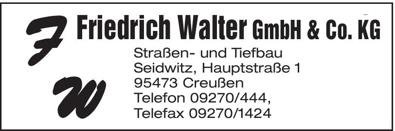 Friedrich Walter GmbH & Co. KG