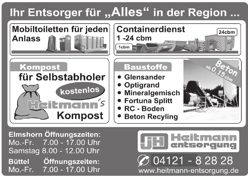 jH Heitmann Entsorgung