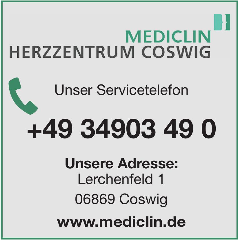Mediclin Herzzentrum Coswig