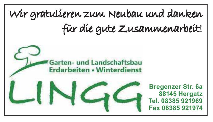 Garten- und Landschaftsbau Lingg