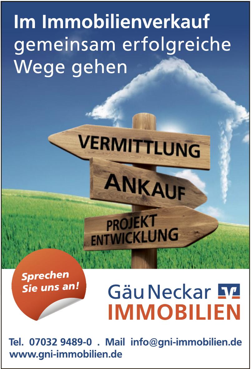 Gäu Neckar Immobilien