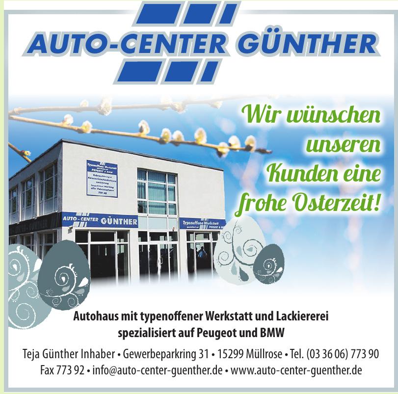 Auto-Center Günther
