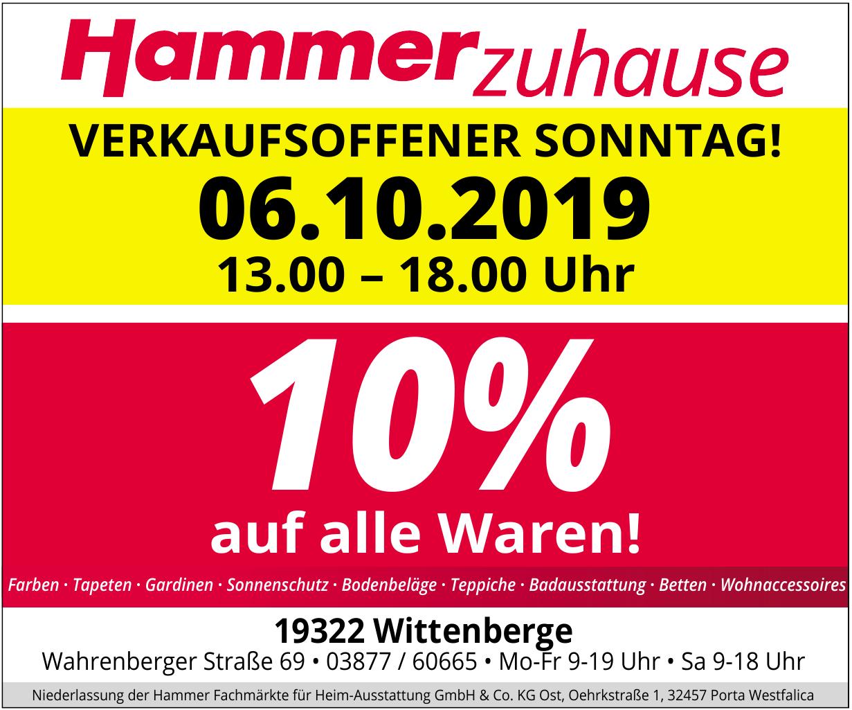 Hammer Wittenberge