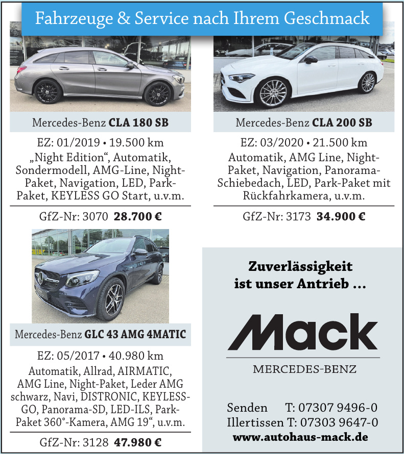 Autohaus Mack