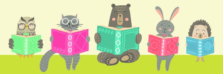 Starke Bücher für kleine Leseratten Image 1