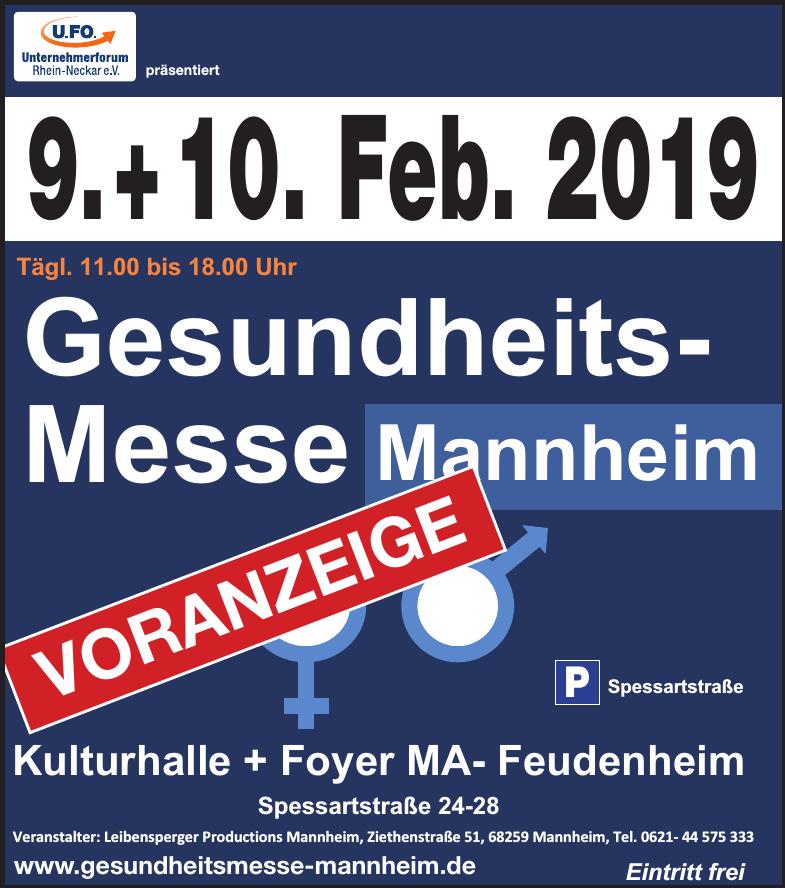 Gesundheits-Messe Mannheim