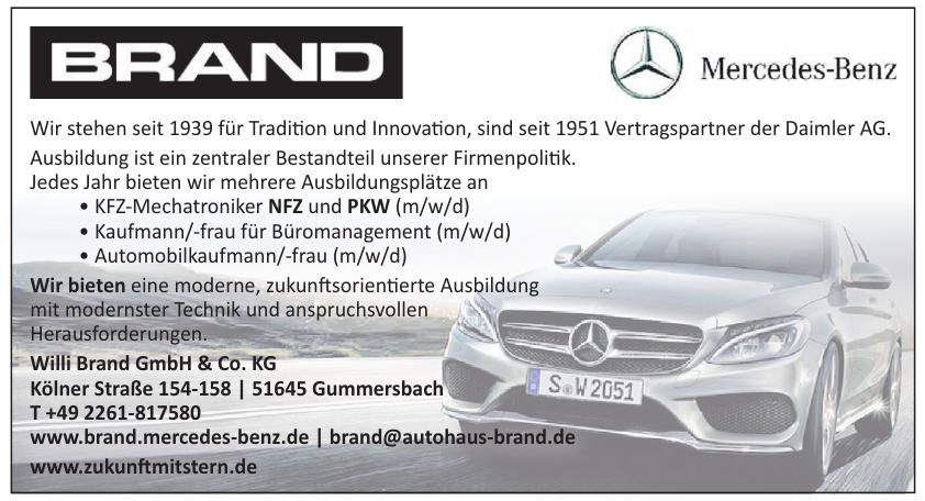 Willi Brand GmbH & Co. KG