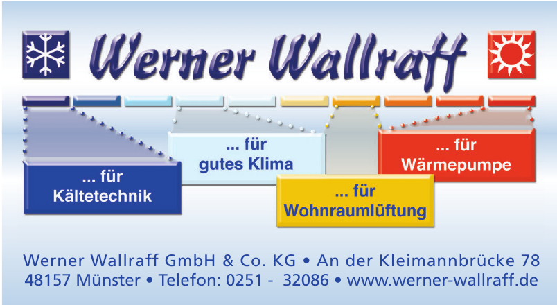 Werner Wallraff GmbH & Co. KG
