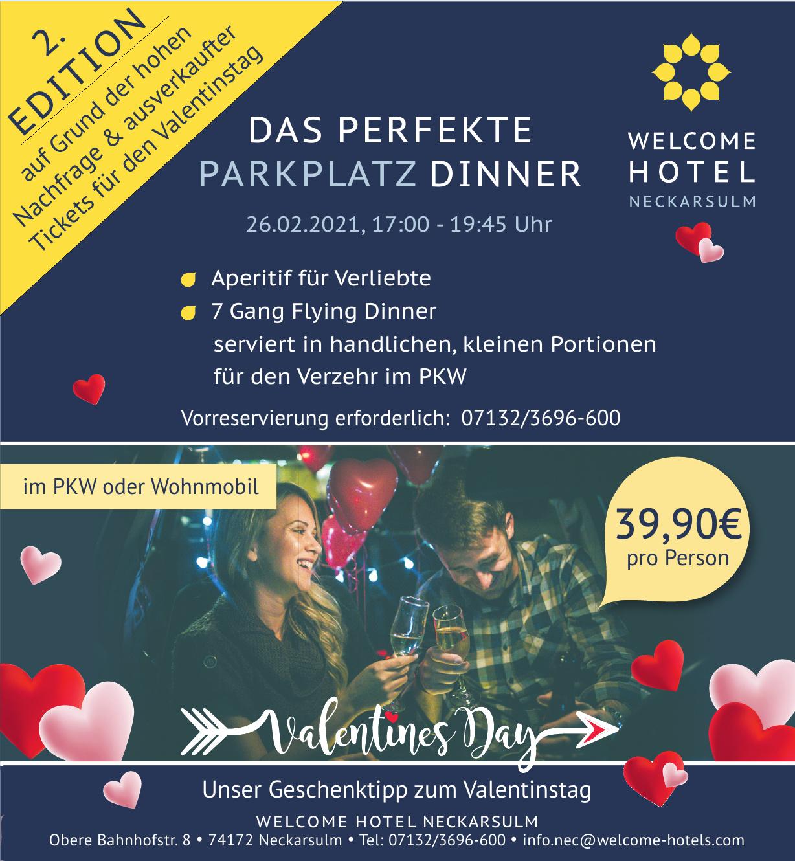 Welcome Hotels Neckarsulm