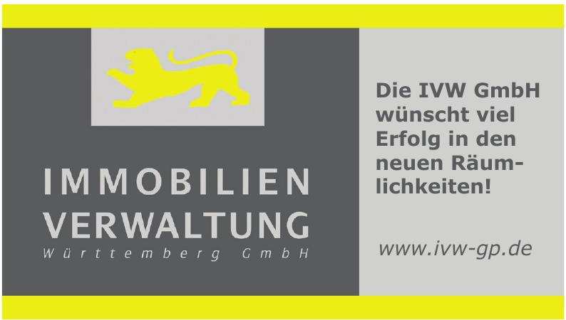 Immobilien Verwaltung Württemberg GmbH