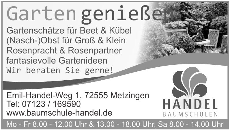 D. Handel Baumschulen GmbH
