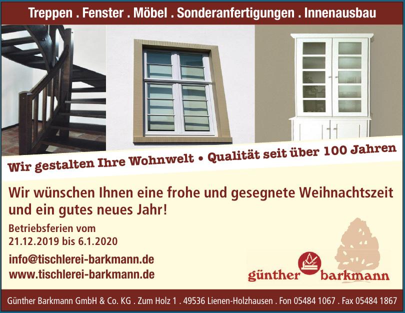 Günther Barkmann GmbH & Co. KG .