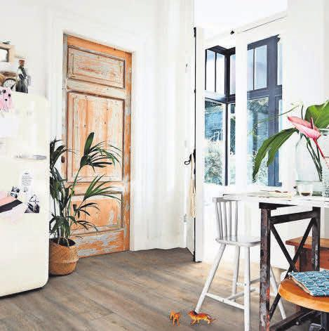 Shabby-Look ist in. Foto: Meister/BHW