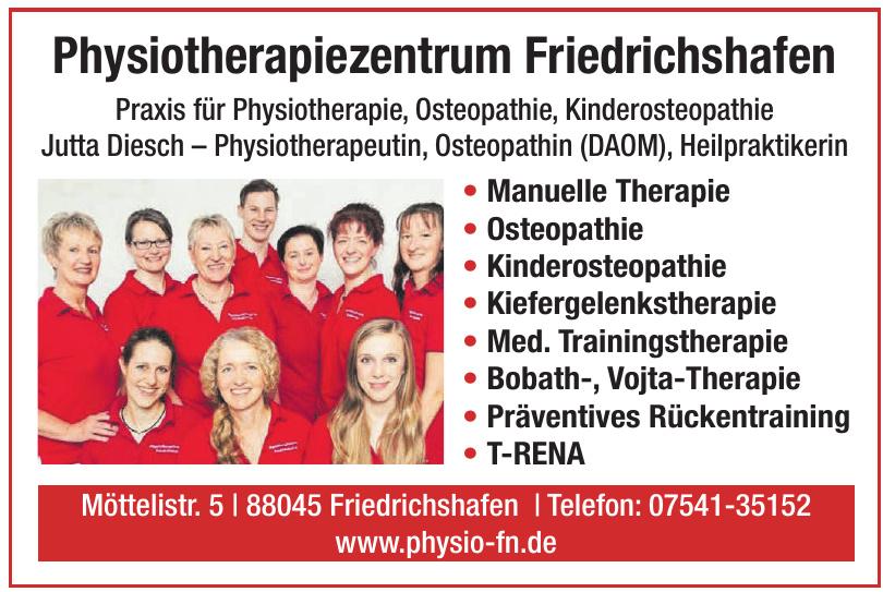 Physiotherapiezentrum Friedrichshafen