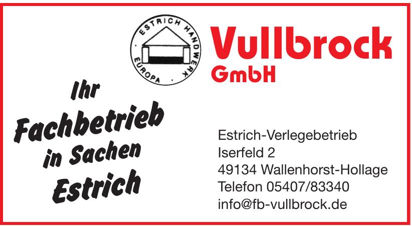 Vullbrock GmbH