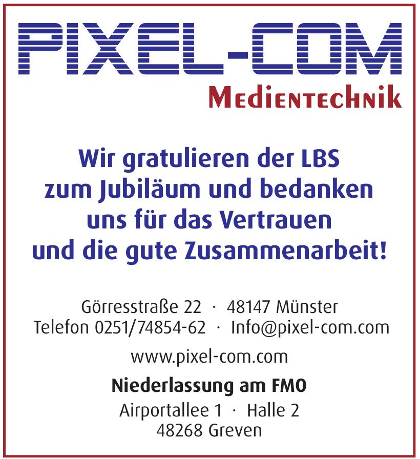 Pixel-Com Medientechnik