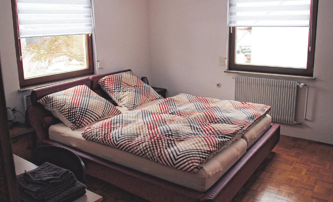 Hell und freundlich sind die Zimmer eingerichtet. FOTOS: MOOSBRUCKER