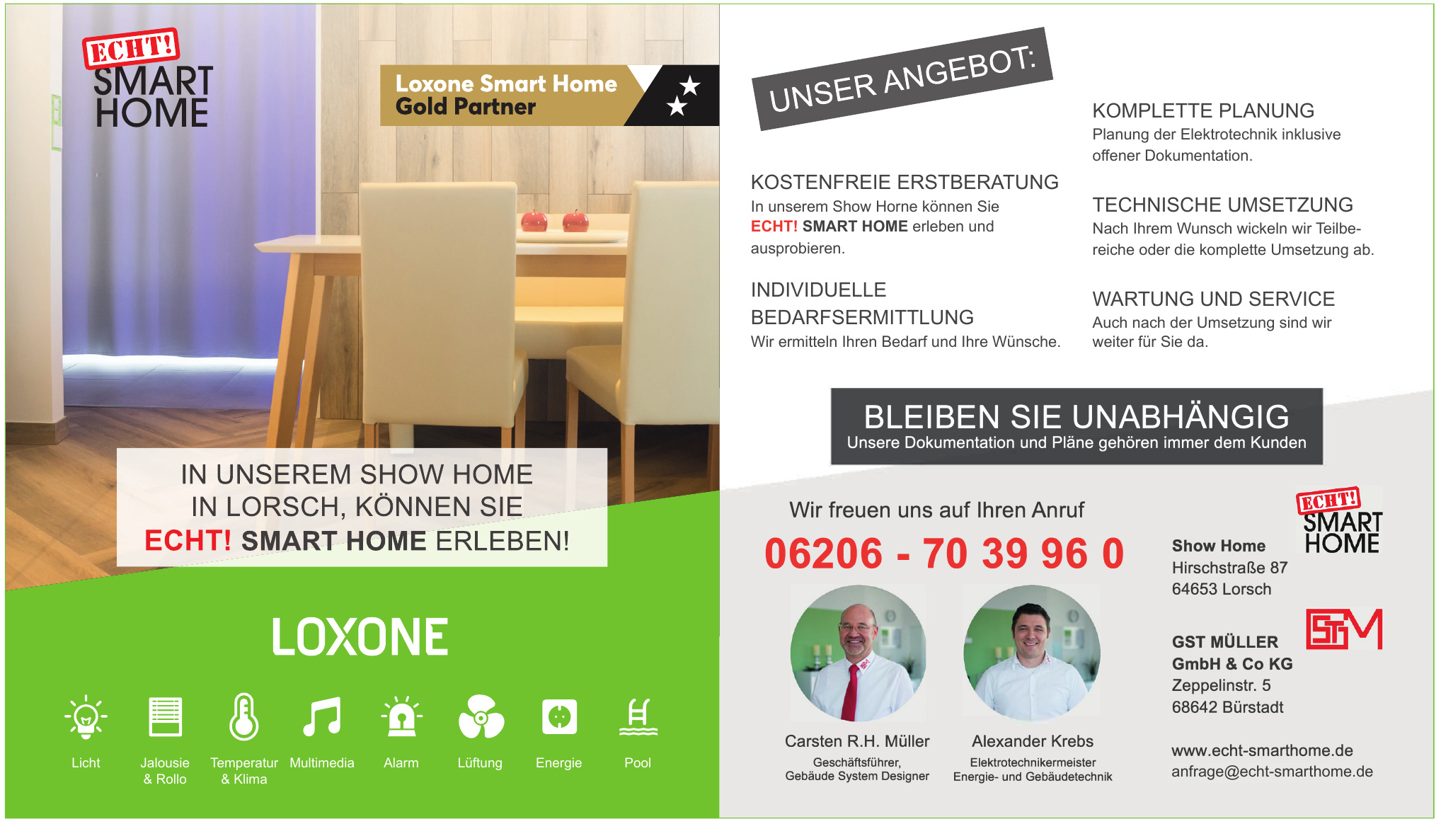 GST MÜLLER GmbH &Co KG