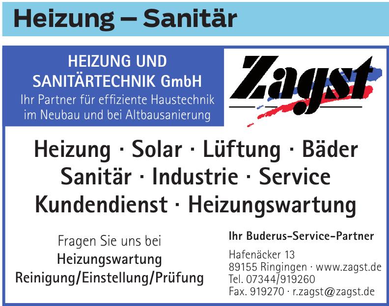 Zagst Heizung und Sanitärtechnik GmbH