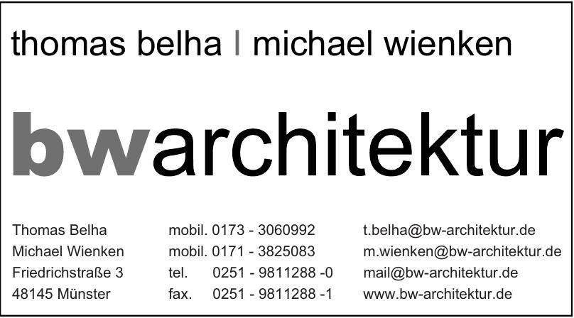 bw architektur