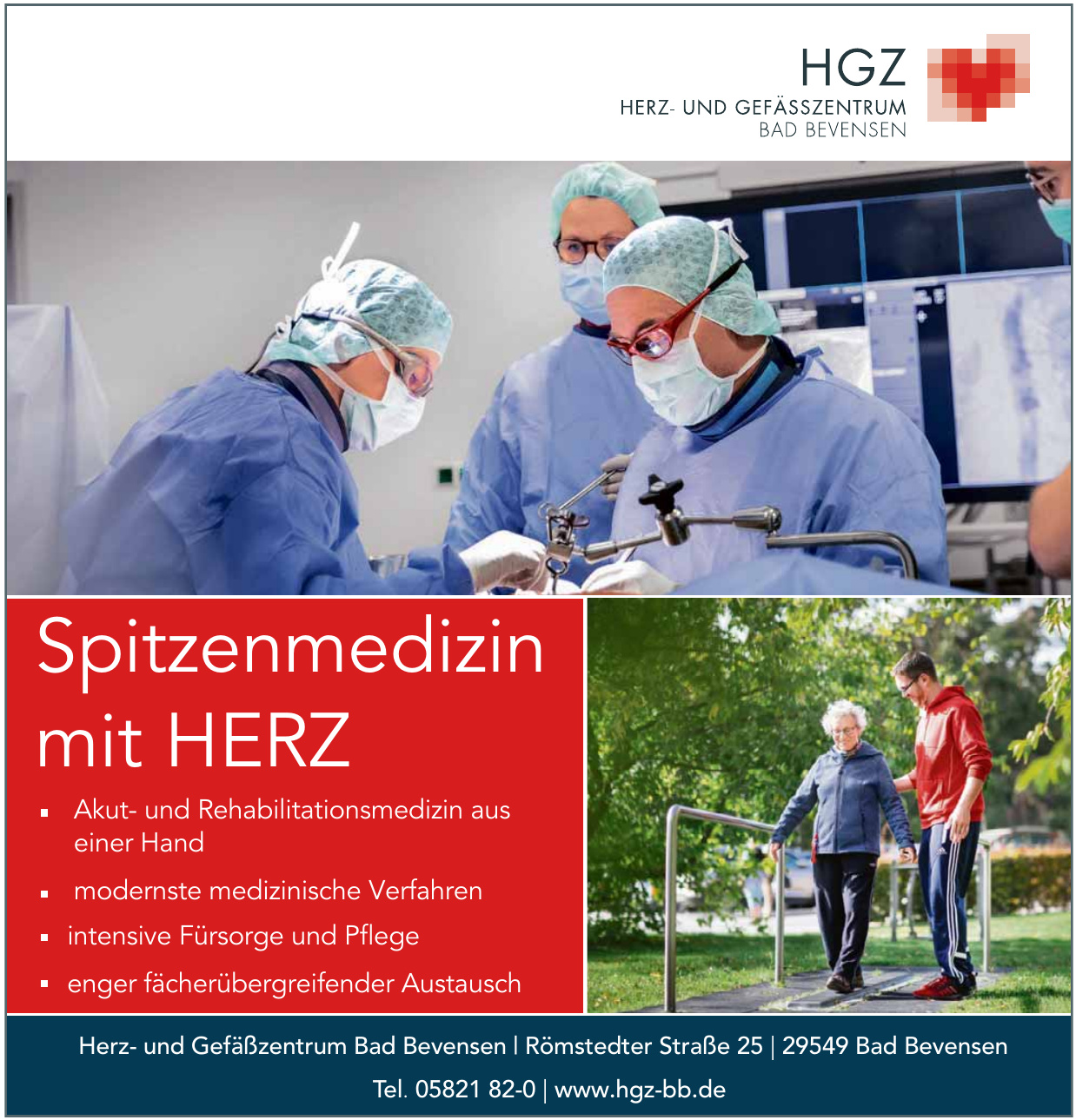 Herz- und Gefäßzentrum Bad Bevensen
