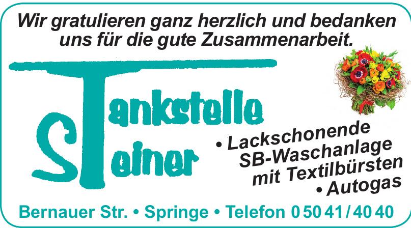 Tankstelle Steiner