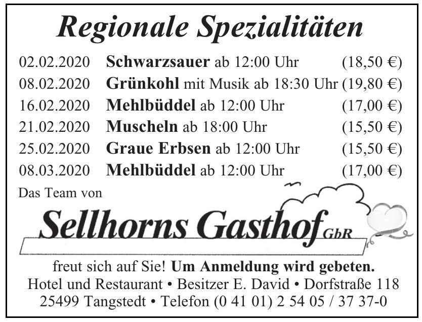 Sellhorns Gasthof GbR