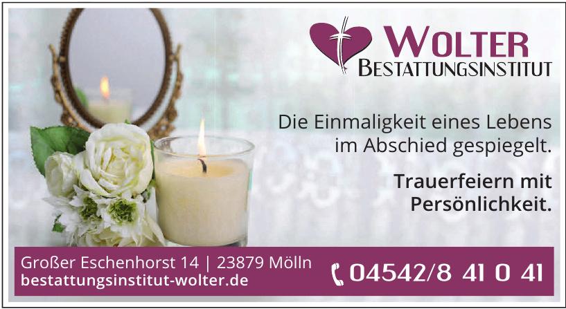 Wolter Bestattungsinstitut