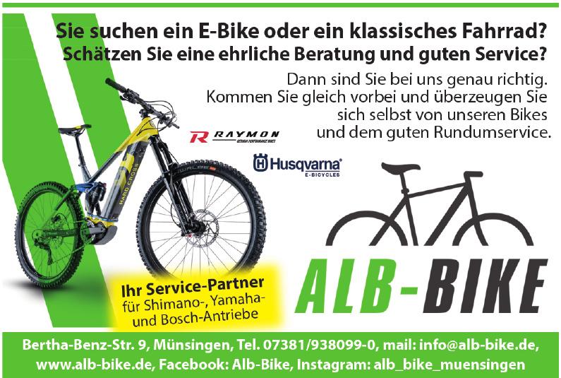 Alb-Bike