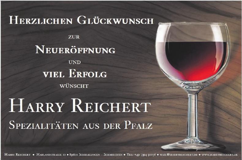 Harry Reichert