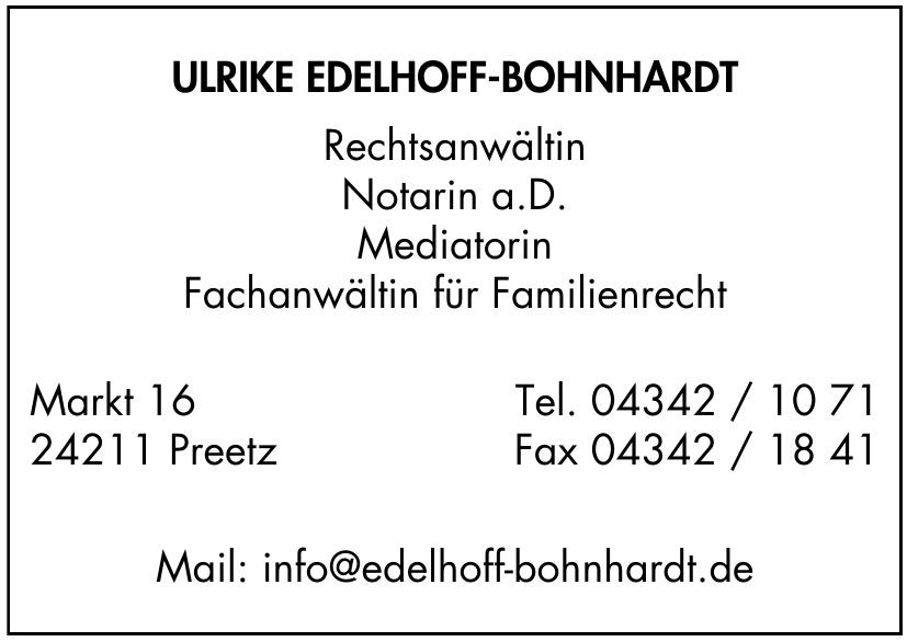 Ulrike Edelhoff-Bohnhardt