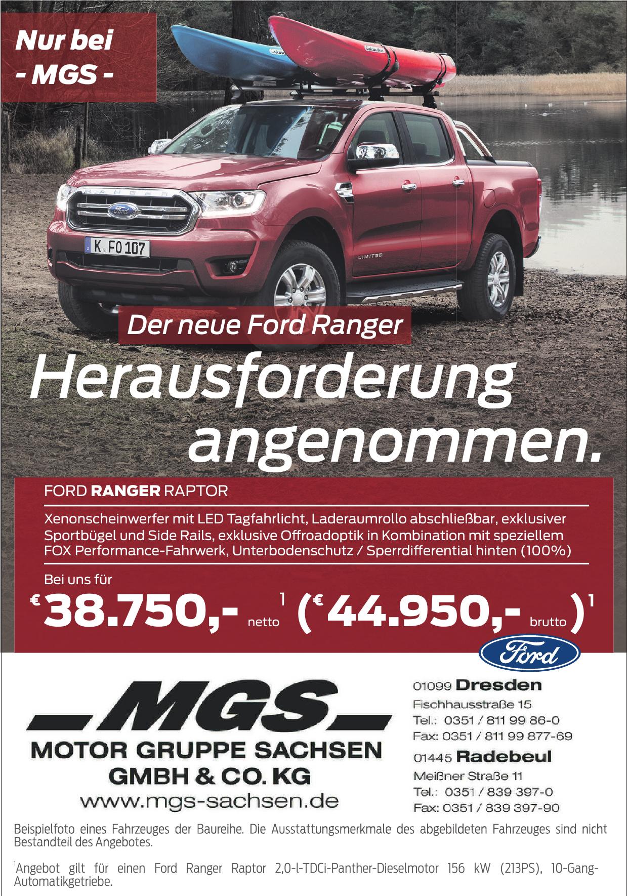 MGS Motor Gruppe Sachsen GmbH & Co. KG