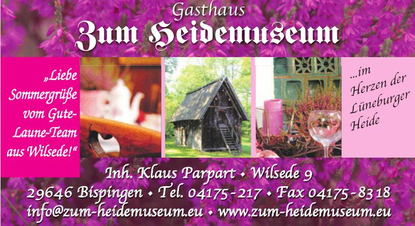 Gasthaus Zum Heidenmuseum