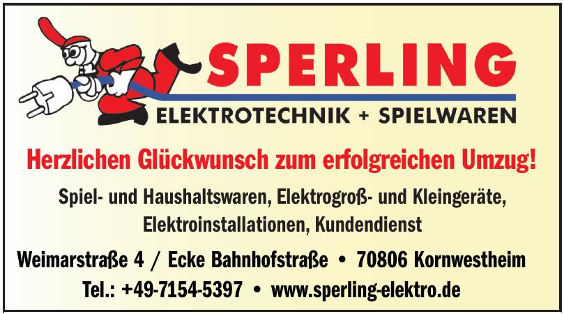 Elektro Sperling
