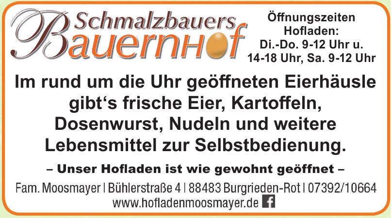 Fam. Moosmayer