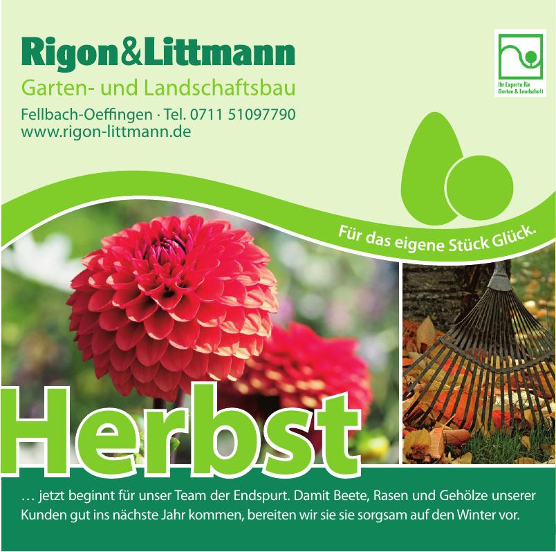 Rigon & Littman Garten- und Landschaftbau