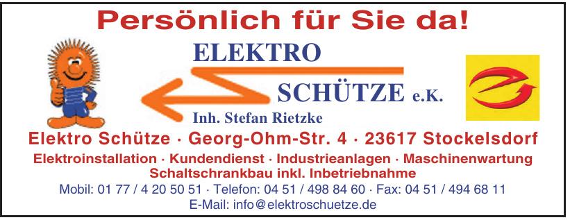 Elektro Schütze e.K.