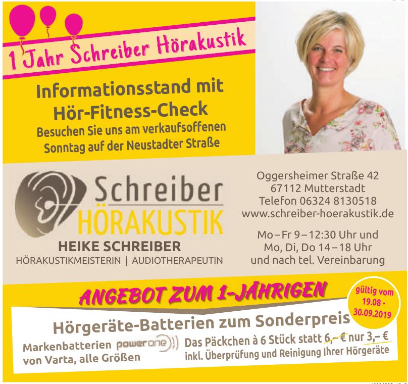 Schreiber Hörakustik
