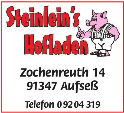 Steinlein's Hofladen