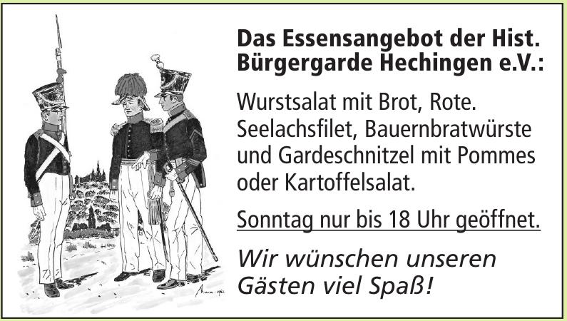 Bürgergarde Hechingen e.V.