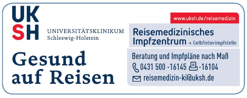 University Medical Center Schleswig Holstein