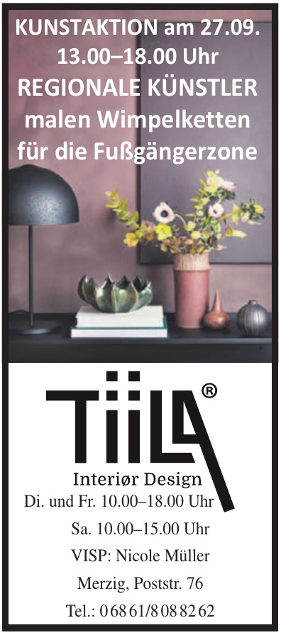 Tiila Interior Design