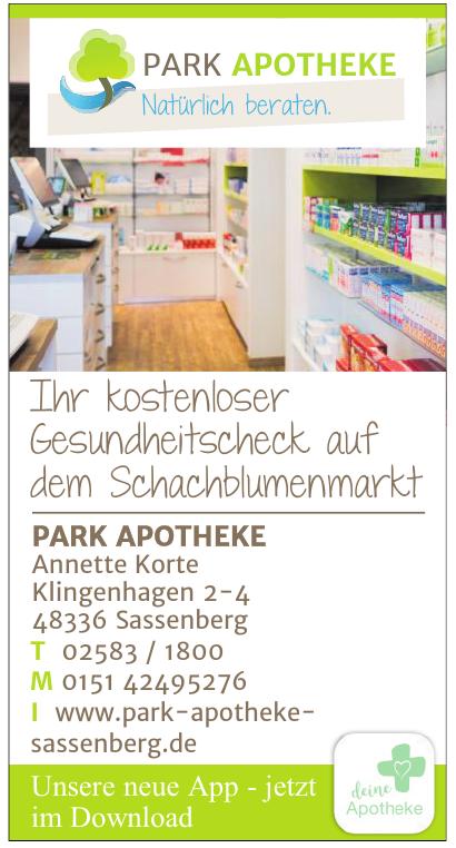 Park Apotheke