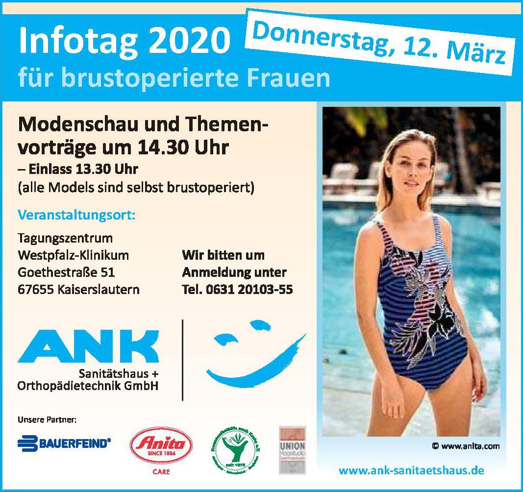 ANK Sanitätshaus + Orthopädietechnik GmbH