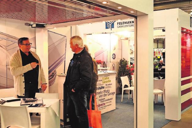 Zur Thüringen Ausstellung besteht die Möglichkeit, sich umfassend beraten zu lassen. Foto: RAM