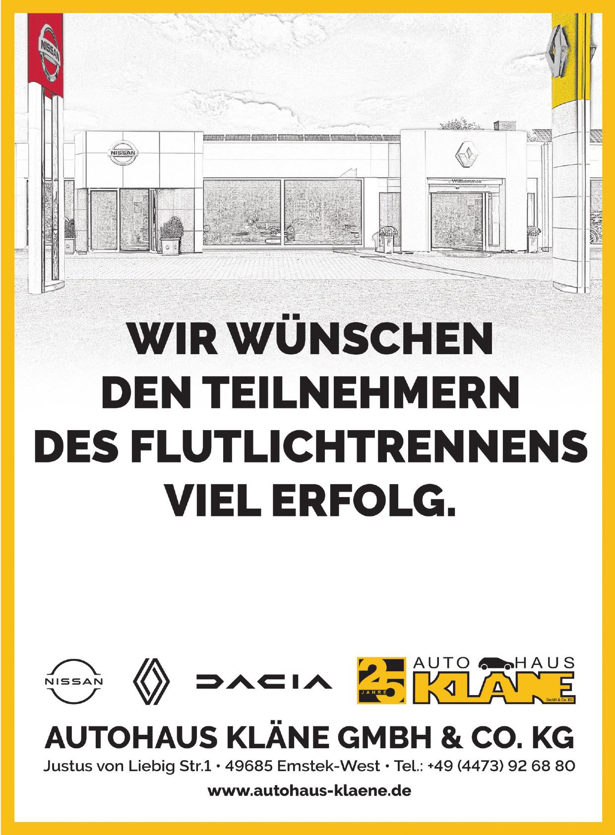 Autohaus Kläne GmbH & Co. KG