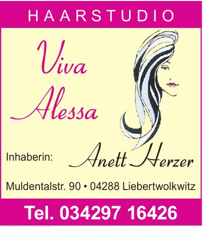 Haarstudio Viva Alessa