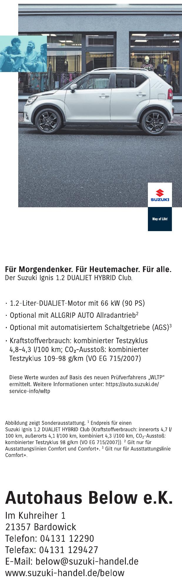 Autohaus Below e.K.