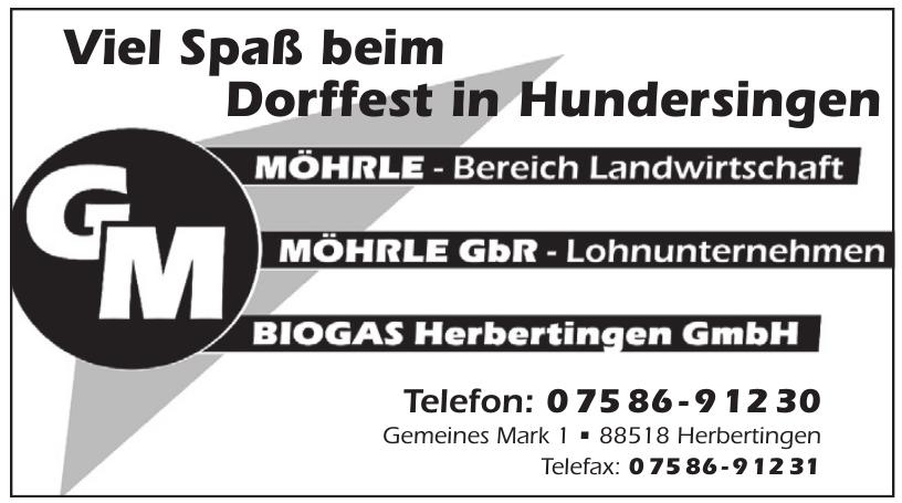 Biogas Herbertingen GmbH