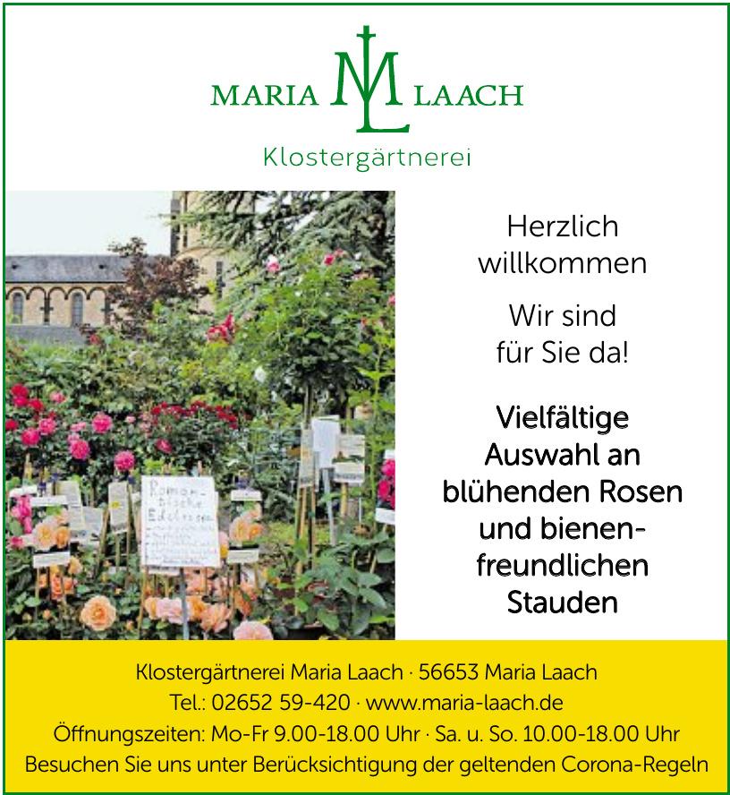 Klostergärtnerei Maria Laach
